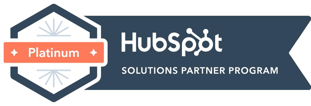HubSpot Platin Partner