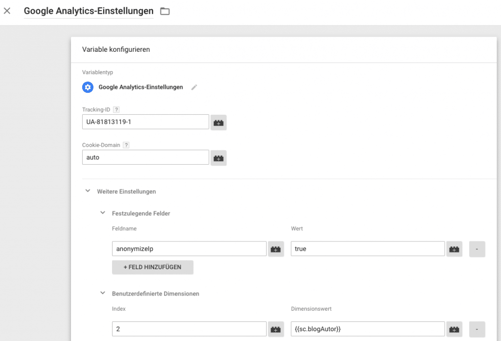 Google Analytics und Google Tag Manager 4 1024x698