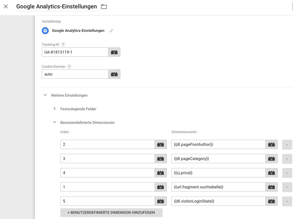 So messen Sie die Performance ihrer Autoren in Google Analytics9
