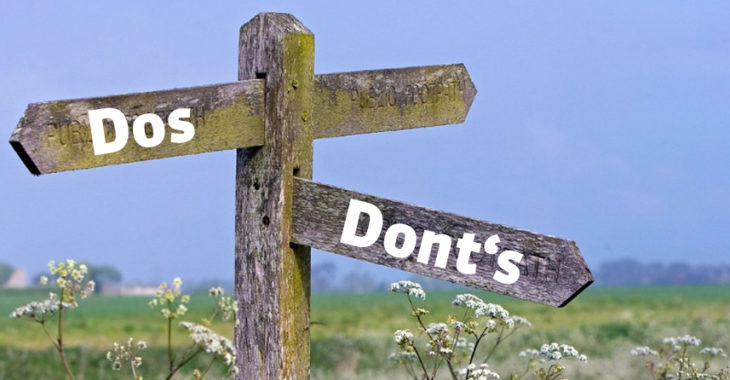 So erstellen Sie ein Bing-Konto: Dos and Don'ts!