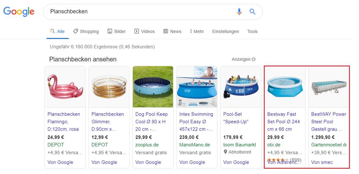 beitragsbild reachx css in google shopping 01
