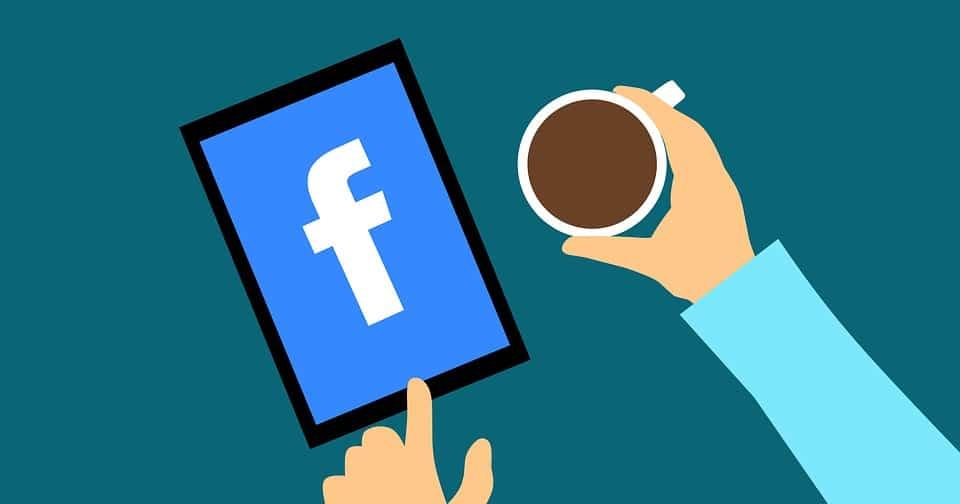 Posten in Facebook