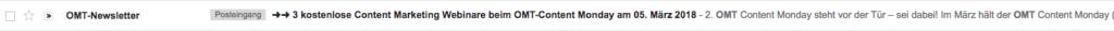 email ctr steigern 02 1024x29 - 9 Tricks die Ihre Email Click-Through Rate steigern