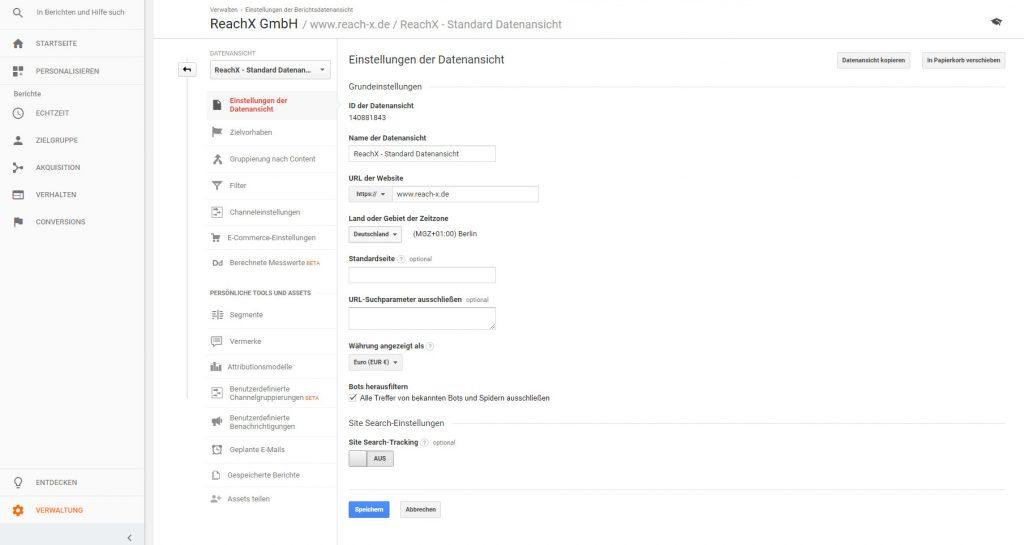 google analytics checkliste fuer neue projekte 04 1024x545