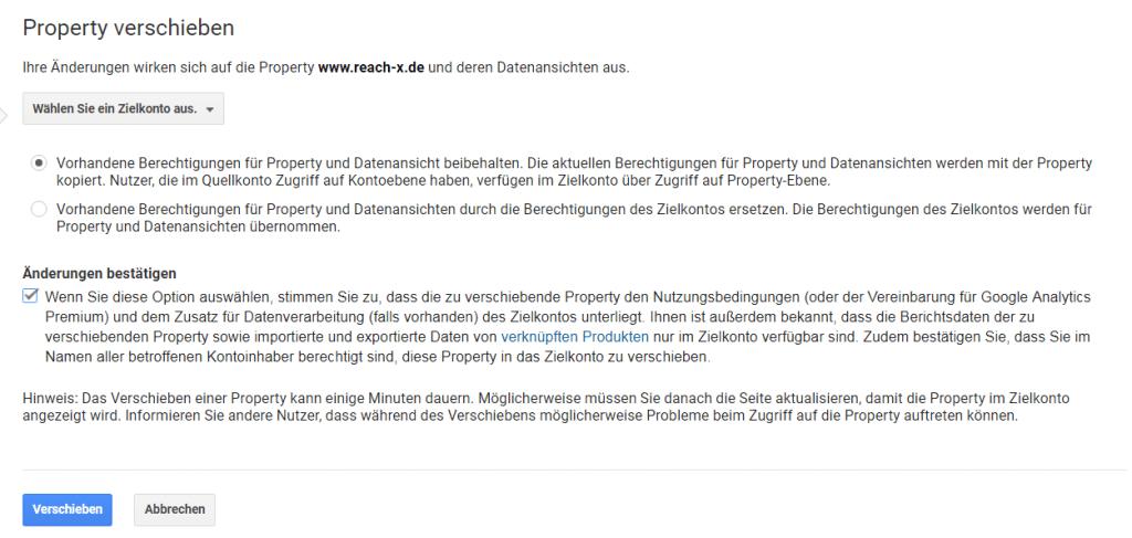 google analytics property verschieben 2 1024x487