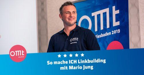 Linkbuilding-Seminar