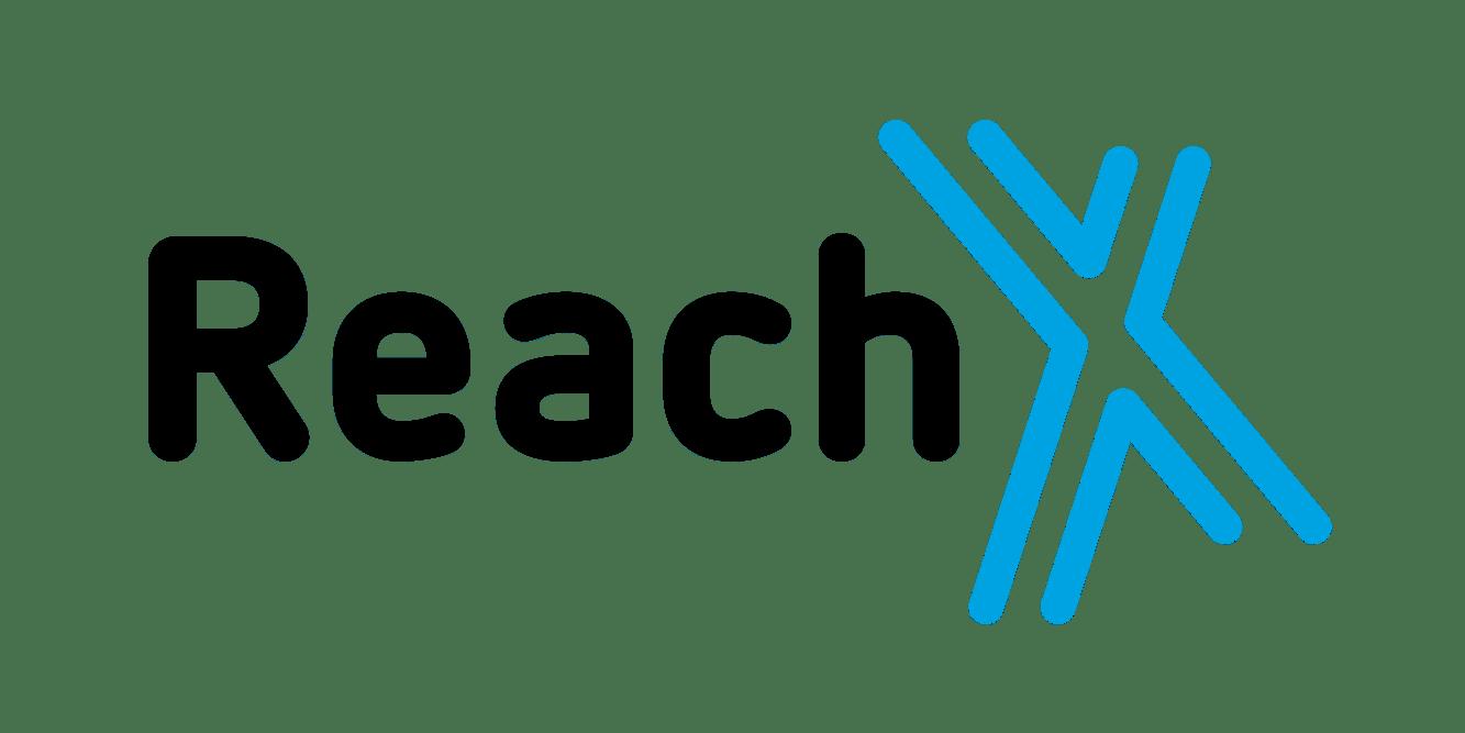 ReachX logo
